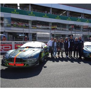 Victory for Aston Martin Racing at 6 Hours of Fuji