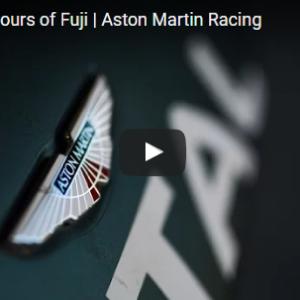 Race Video of Aston Martin Racingat 6 Hours of FUJI