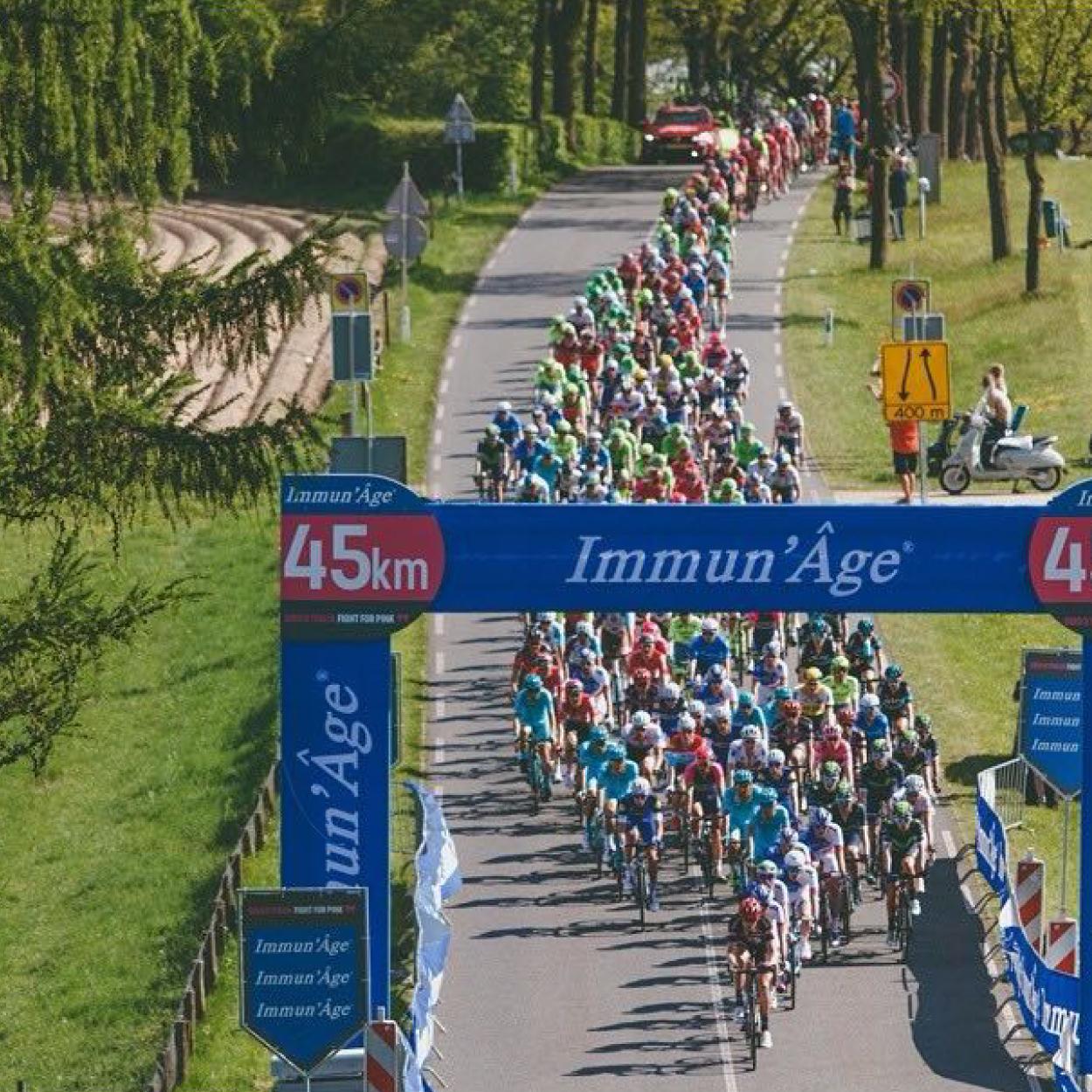Immun' Âge Giro d'ItaliaOfficial Sponsor