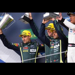 ASTON MARTIN RACING CLAIMS PODIUM AT FIA WEC SEASON OPENER